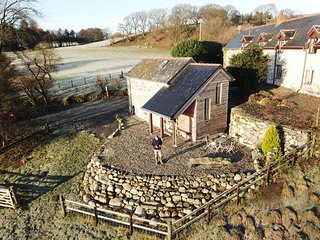 Ty Beic Holiday Cottages - The Barn