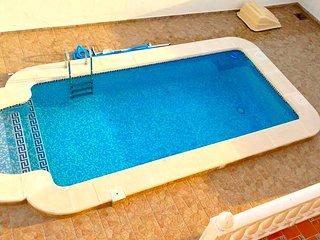 Costa Blanca South - XL 3 Bed Villa / Private Pool / Wi-Fi / Near Villamartin