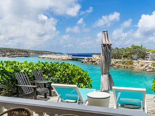 Dushi Curacao Ocean Resort - oceanfront gem with direct water access