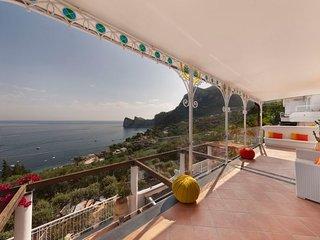 7 bedroom Villa in Marina del Cantone, Campania, Italy : ref 5676435