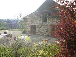 Gite&SPA en Bourgogne du Sud