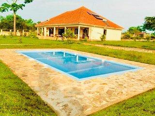 Martha's Farmhouse - the rural Uganda getaway