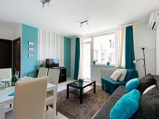 Sun Resort Deluxe 1 bedroom apartment for 4-6