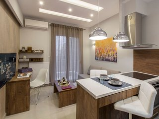 InCity Dionisiou 5 Apartment at the Center of Thessaloniki