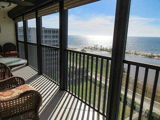 Terra Mar 903 - Free WiFi, Resort Pool, Tennis Court & Beach Access