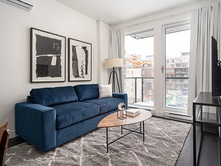 Lovely 1BR in Griffintown Floor #4 by Sonder