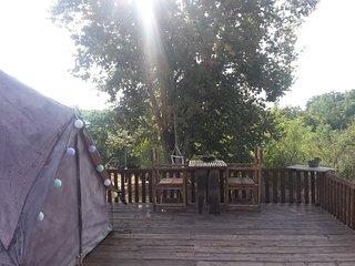 A Tent in Haute Vienne