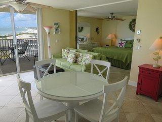 Estero Beach & Tennis 1106A - WiFi, Tennis Courts & Pool Access
