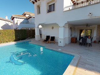 Villa Pino Tea - A Murcia Holiday Rentals Property