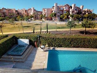 Villa Pino Tea - A Murcia Holiday Rentals Property