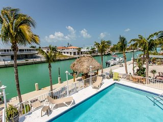 Caribbean Fantazy 3bed 3bath with pool & dockage