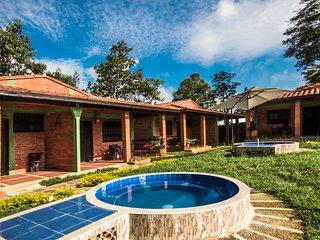 Hotel cabanas San Esteban