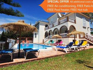 11 bedroom Villa in Fuengirola, Andalusia, Spain - 5700488