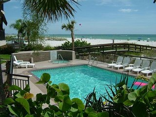 Gulf Strand Resort 506 - 1BR / 2BA - Newly Renovated with Pool, Wifi, Parking