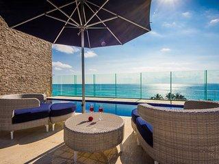 BRAND NEW Luxury condo right behind Mamita's Beach