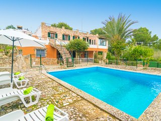 ES COLLET - CASA LUZ DEL SOL - Villa for 8 people in Son Servera