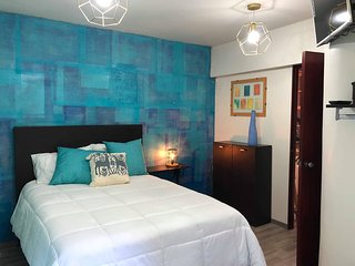 Spaacio Azul b&b Oaxaca