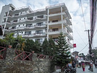 Hotel Himalayan Vacation's rooms in pokhara . very beautiful hotel located near