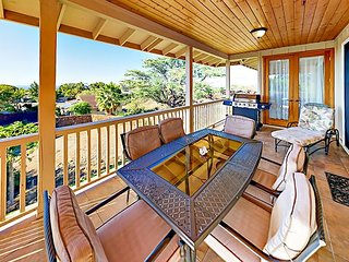 Ocean-View Waikoloa Village Retreat w/ Air-Conditioning -- Pool & Golf Course