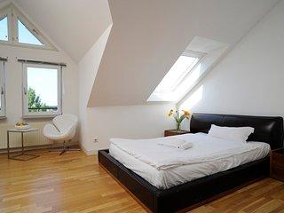 Geräumiges Apartment inkl. Reinigungsservice, WLAN und Parkplatz