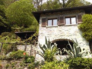 Alleinstehendes typisches Tessinerhaus 'Casa Ilvea' mit absoluter Privatsphäre