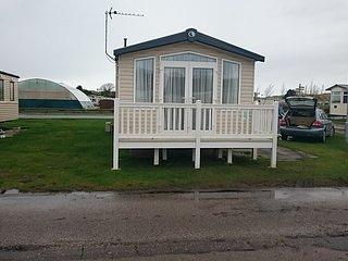 3 Bed Caravan presthaven sands holiday park