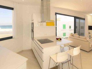 Casa Anclada con balcón, apartamento moderno en Arrieta