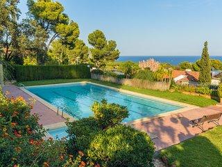 Calella de Palafrugell Holiday Home Sleeps 8 with Pool - 5246966