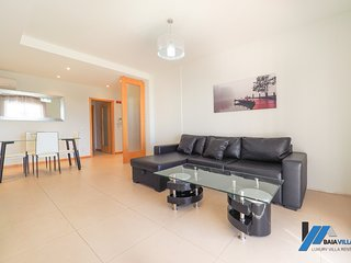 BV9 Luxury one bed ground floor apartment