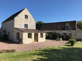 Comfortable gite in beautiful Normandy countryside