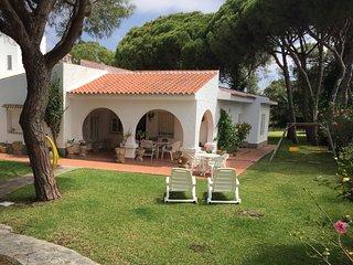 Villa a 300m playa. a/a, especial familias