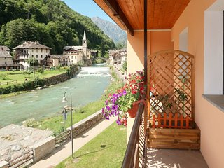 2 bedroom Apartment in Fontainemore, Aosta Valley, Italy - 5711373