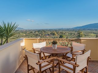 Villa Lugrezia with amazing view