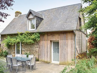 3 bedroom Villa in Carnet, Normandy, France - 5678426