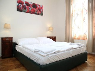 Cozy apartment close to the center of Prague with Washing machine