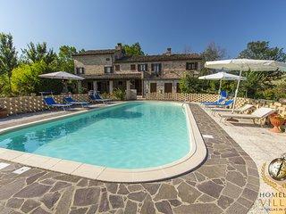 A Villa into the very true nature of Marche
