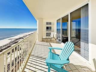 17th-Floor Corner Unit w/ Epic Gulf Views – Pools & Hot Tubs, Steps to  Beach