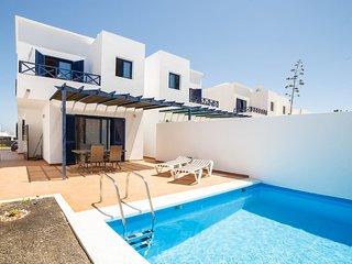 Increible Villa con piscina privada, Wifi