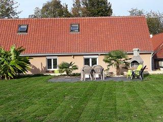 'La Jongleuse' maison a 5 min de Dieppe, entre mer et foret...