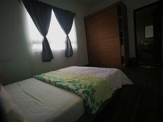 ❤️SMART TV Seaview King Bed 4 Room#12Pax+