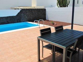 Nueva villa con piscina privada, Wifi y piscina privada