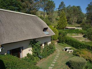 Self-catering guest home in Rosetta Kwazulu Natal