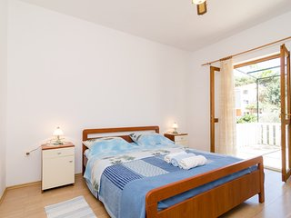 Double room with terrace - S1 - Ruža Mljet