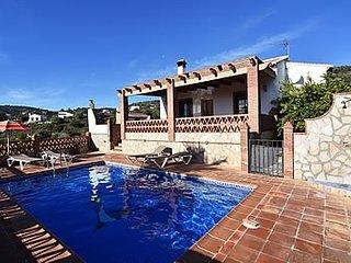 Frigiliana Villa Sleeps 4 with Pool - 5717743