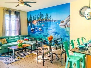 ❤️ Green BEACH House - 5min walk to Beach, Pool, Casinos