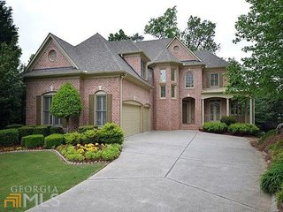 Executive Home -20 Minutes from Mercedes Benz Stadium
