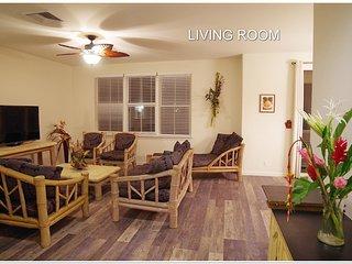 Nihilani Princeville 3 Br, 2.5 Ba, Garage, Pool, Jacuzzi, Resort Living