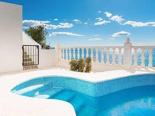 Ocean View Villa, Alicante, direct Beach Access, 4BR
