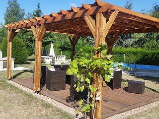 Longère de charme avec piscine proche Zoo de Beauval