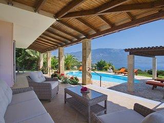 Villa Dionysos, Spartia, Kefalonia